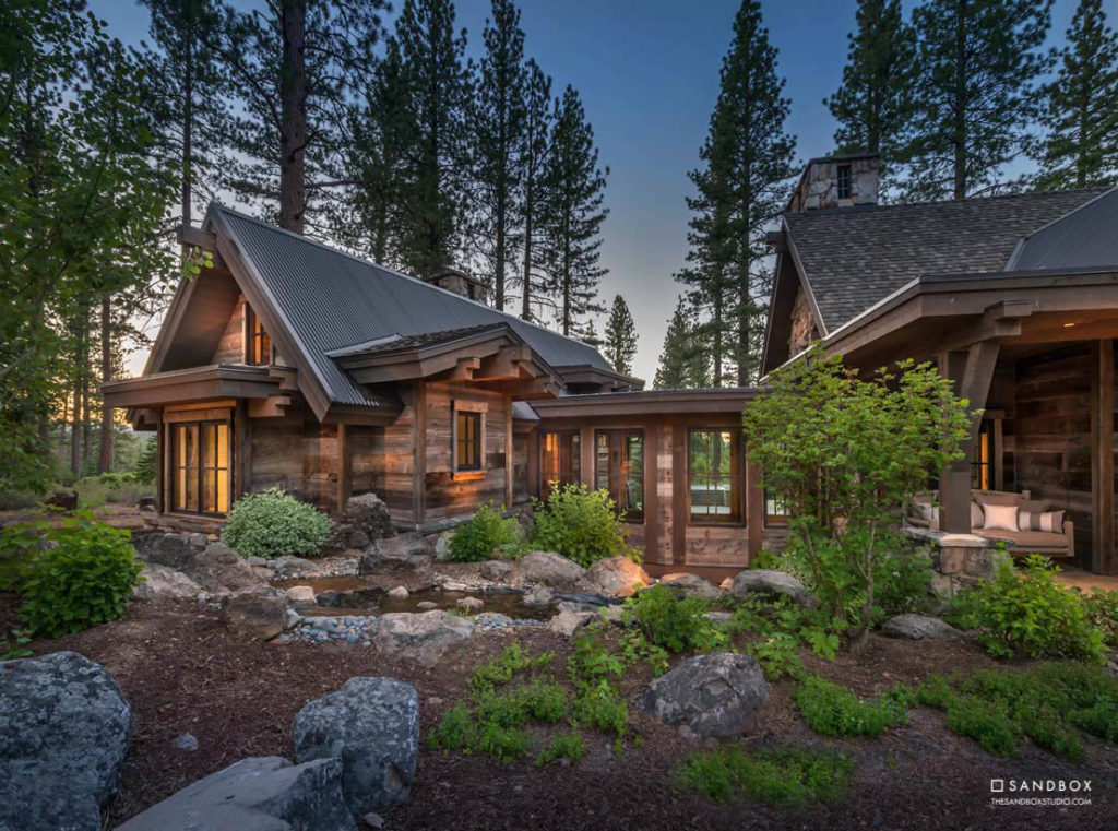 SANDBOX-LAHONTAN-484-TRANSITIONAL-EXTERIOR-FRONT-BRIDGE-TO-MASTER-WING-OVER-STREAM-CUSTOM-PORCH-SWING image